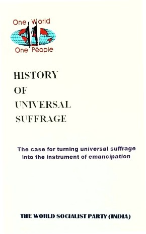 History of Universal Suffrage